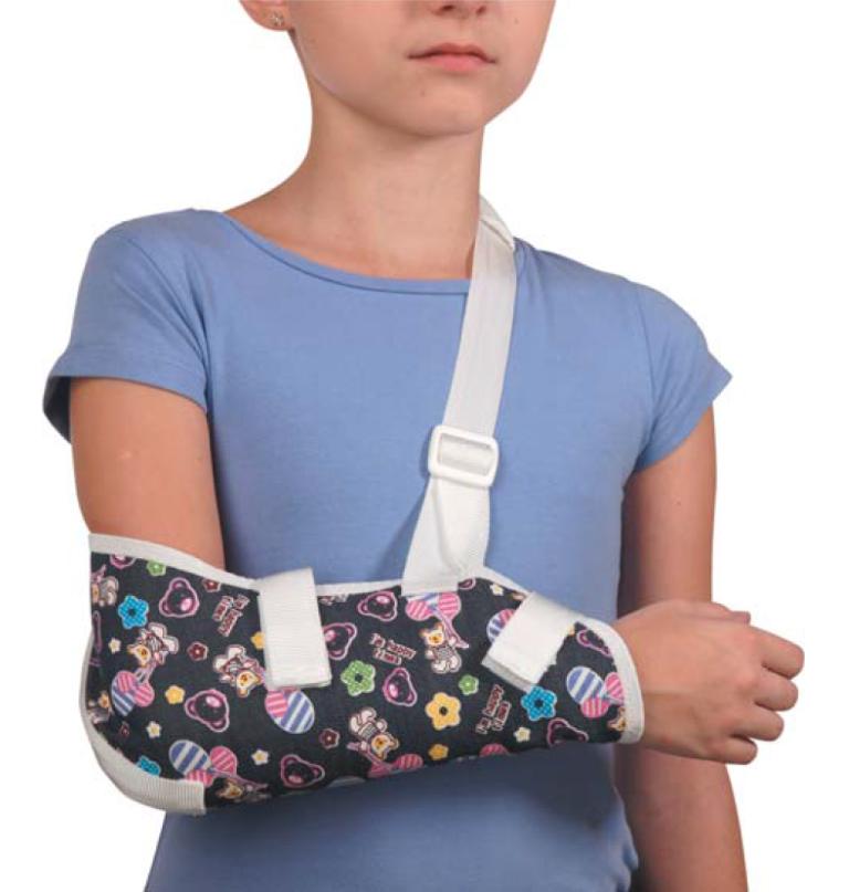 Поддержка для руки при переломе своими руками 189