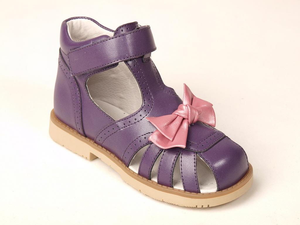Детская ортопедическая профилактическая обувь Ortuzzi ОРТ-92A-201B.