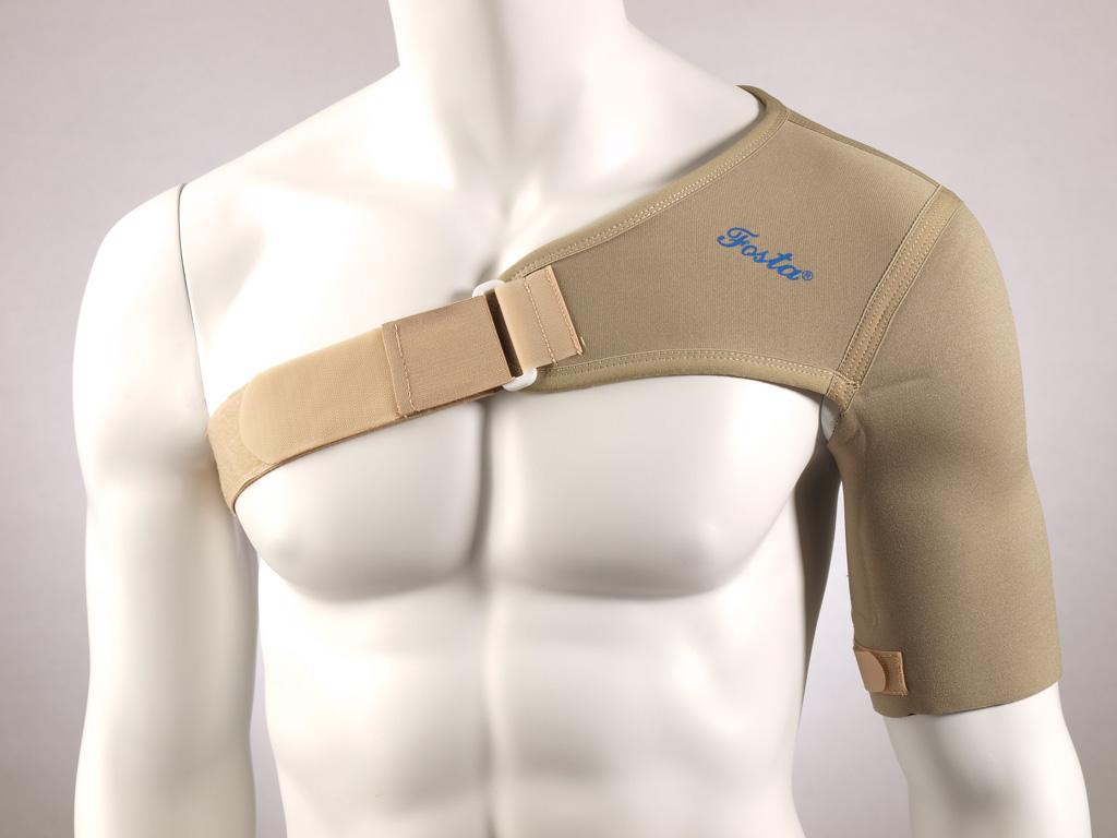 Бандаж для плечевого сустава своими руками